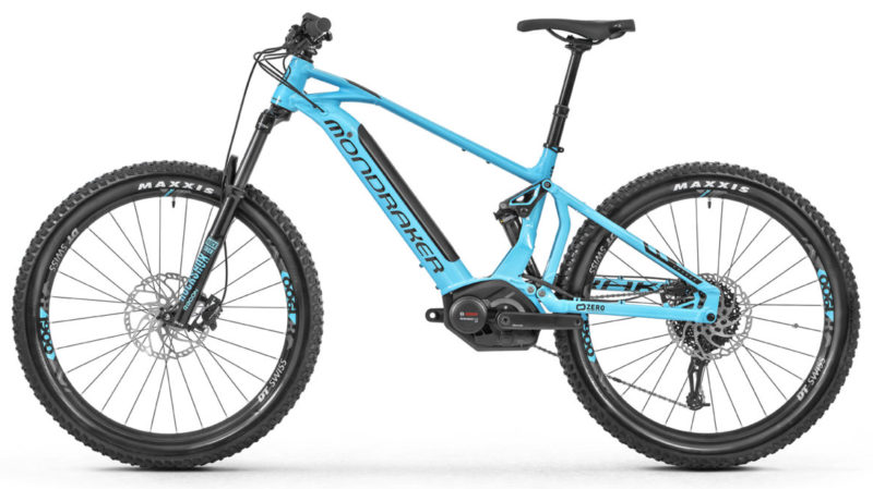 E-bike enduro do 19000 zł: Mondraker Chaser+
