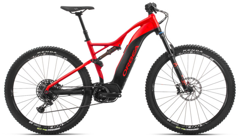 E-bike enduro do 20000 zł: Orbea Wild FS 30 29S