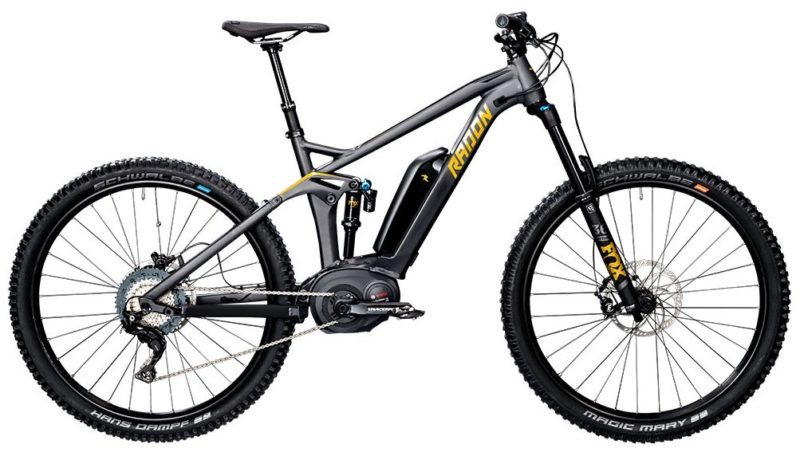 E-bike enduro do 16000 zł: Radon Swoop Hybrid 8.0 500