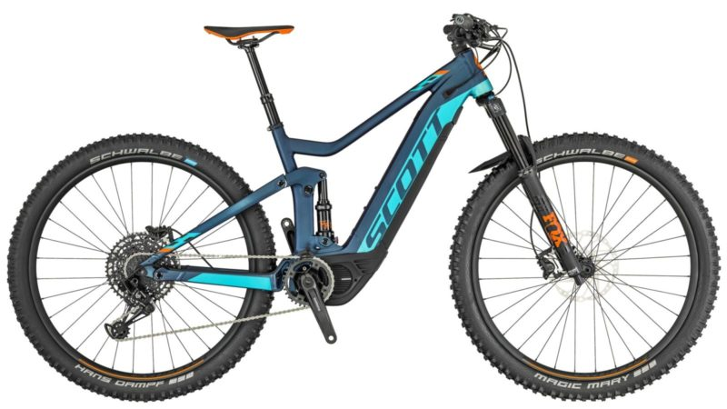 E-bike enduro do 20000 zł: Scott Genius eRide 920
