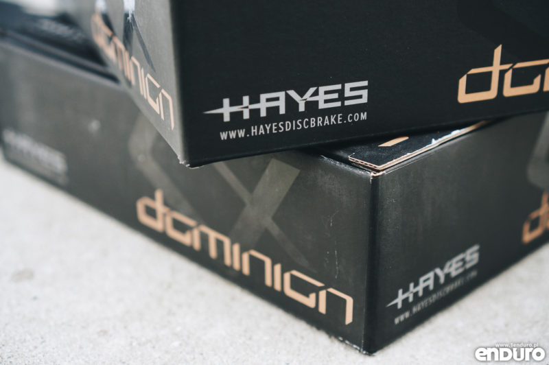 Hayes Dominion A4 - test