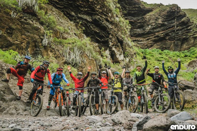 La Palma - jaki rower?
