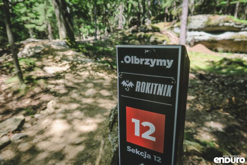 Pasmo Rowerowe Olbrzymy - Jelenia Góra