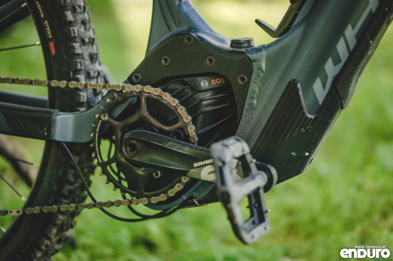 Rowery elektryczne - Bosch Gen4 2020 w Whyte
