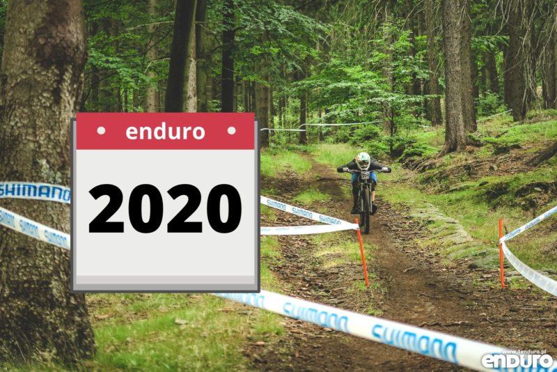 Kalendarz zawodów enduro 2020