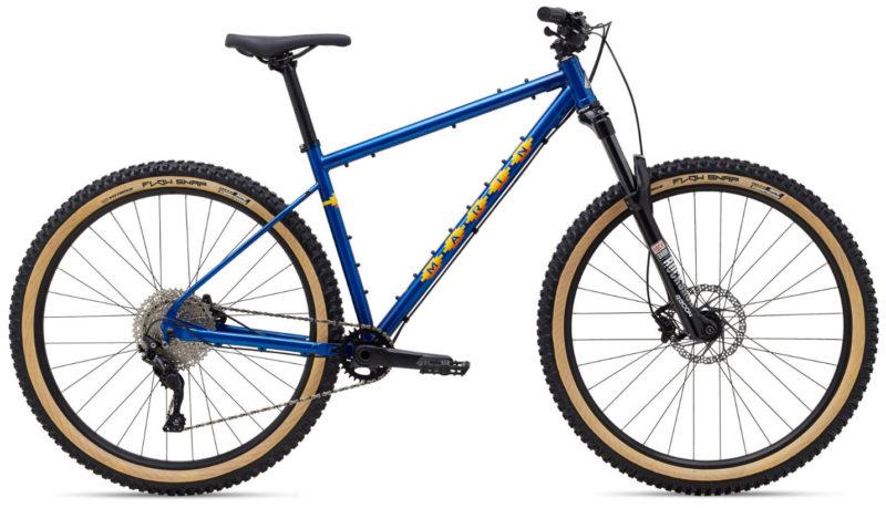 Marin Pine Mountain 1 - stalowy hardtail do bikepackingu do 6000 zł
