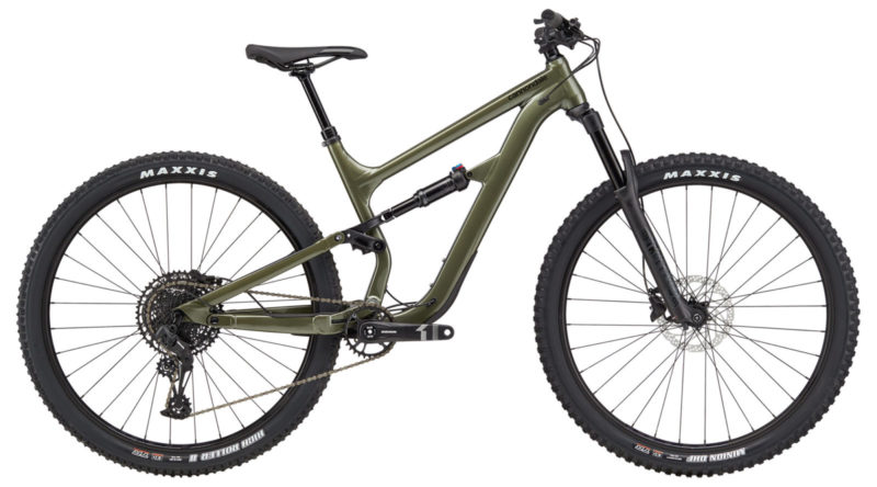 Cannondale Habit - rower trail do 11000 zł