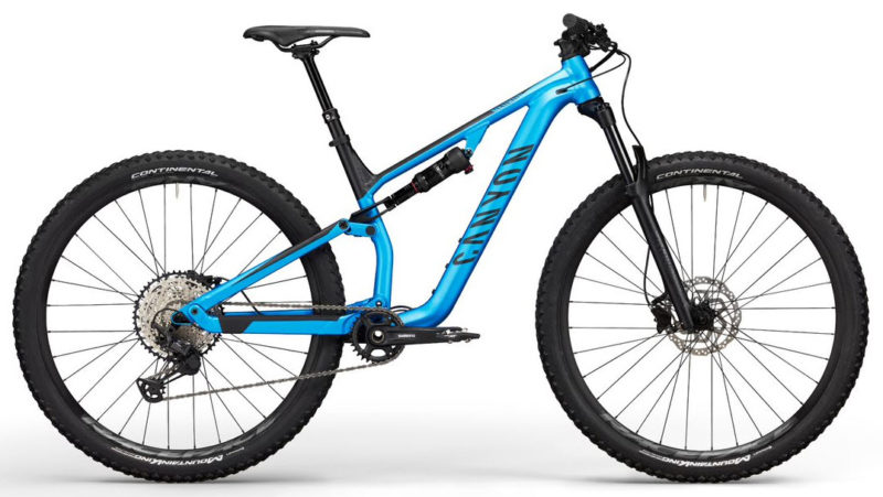 Canyon Neuron AL 6.0 2020 - rower XC trail do 8000 zł