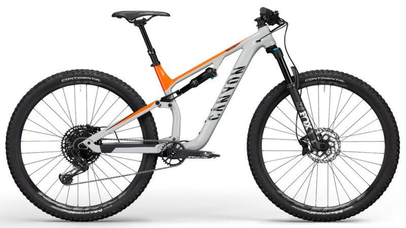 Canyon Neuron AL 7.0 2020 - rower trail/XC do 10000 zł