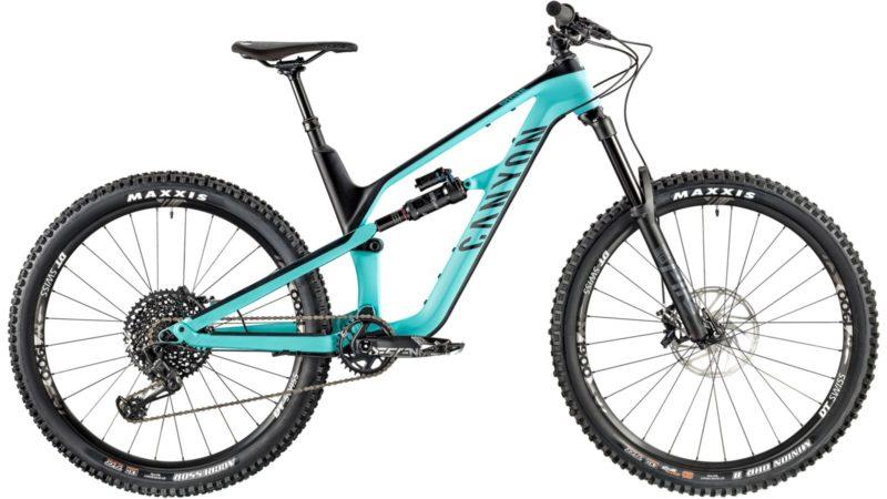 Canyon Spectral CF 7.0 2020 - rower all-mountain do 14000 zł