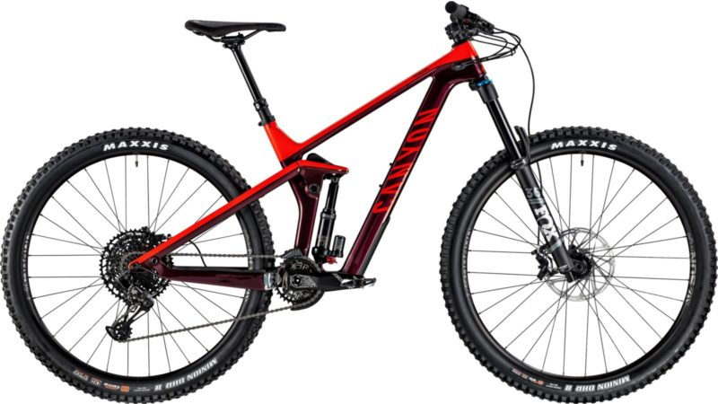 Canyon Strive CF 5.0 2020 - rower enduro do 12000 zł