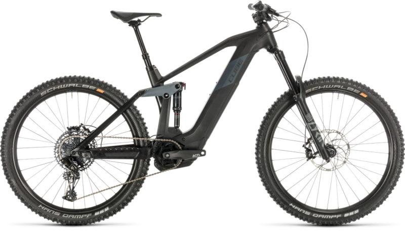 Cube Stereo Hybrid 160 HPC SL 625 - e-bike enduro do 19000 zł
