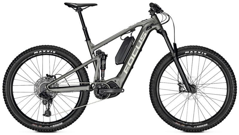 Focus JAM² 6.6 Plus - elektryczny rower górski do 18000 zł