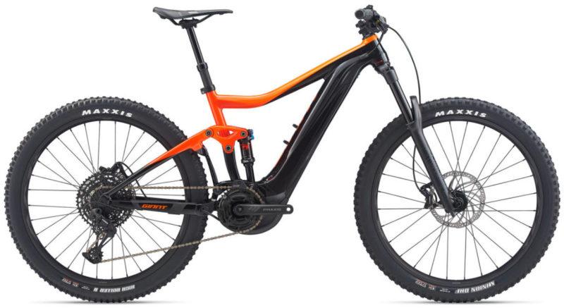Giant Trance E+ 3 Pro - e-bike enduro do 18000 zł