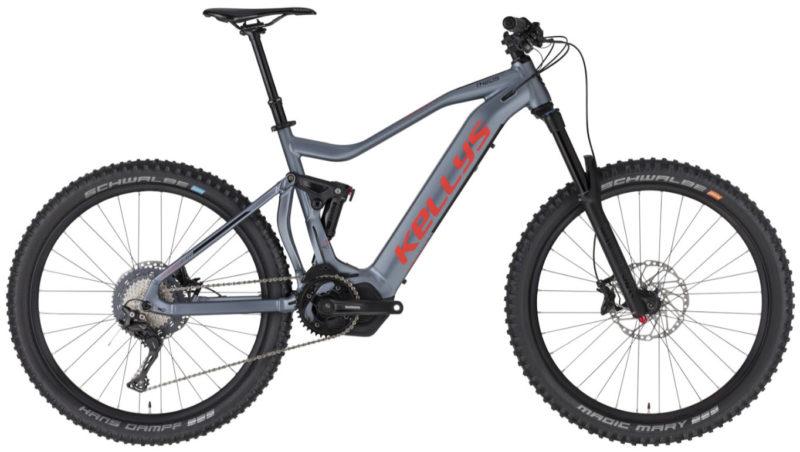 Kellys Theos i70 - elektryczny rower enduro do 18000 zł