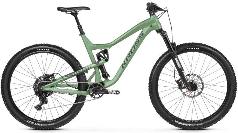 Kross Moon 1.0 2020 - rower enduro do 9000 zł