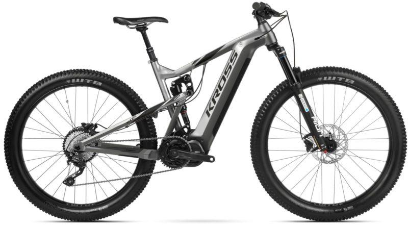 Kross Soil Boost 1.0 630 - elektryczny rower MTB do 16000 zł