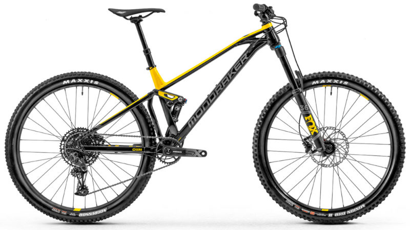 Mondraker Foxy 2020 - progresywny rower enduro do 14000 zł