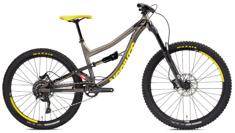 NS Bikes Nerd HD 2020 - rower enduro do 8000 zł