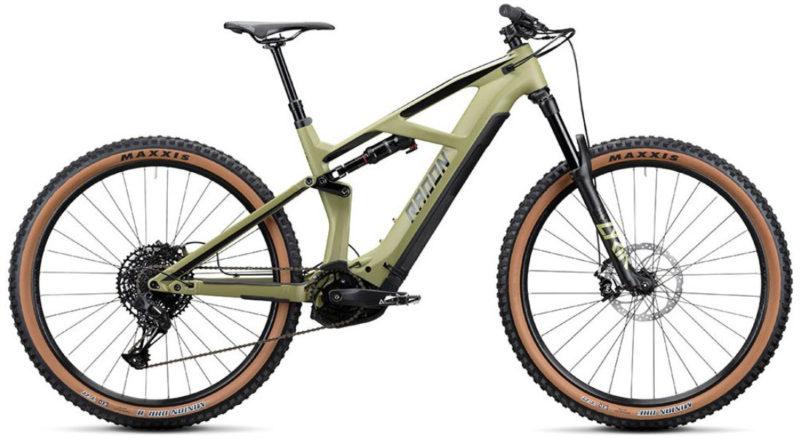 Radon Render 8.0 - elektryczny rower trail do 19000 zł