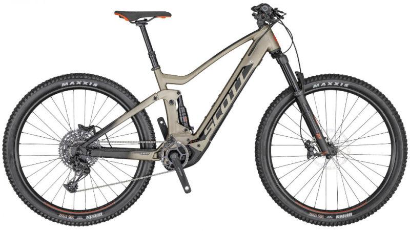 Scott Strike eRide 930 - elektryczny rower enduro do 18000 zł