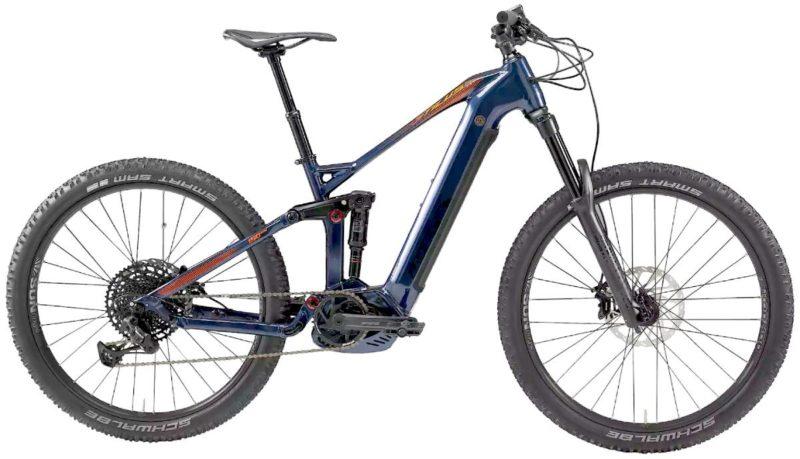 Stilus E-AM - elektryczny rower MTB do 13000 zł