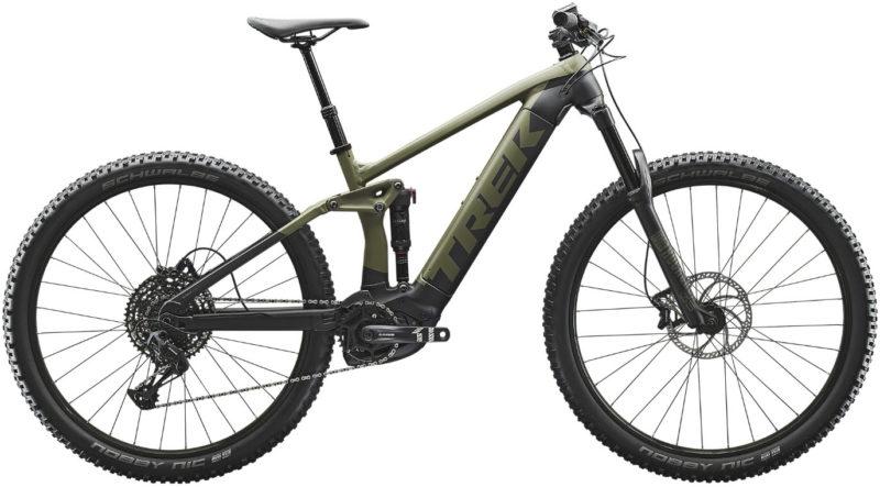 Trek Rail 5 625W - elektryczny rower enduro do 20000 zł