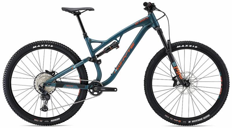 Whyte S-150 S v2 2020 - rower enduro / all-mountain do 14000 zł