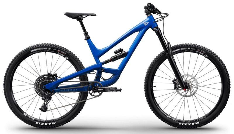 YT Capra AL Base 29 - rower enduro do 11000 zł