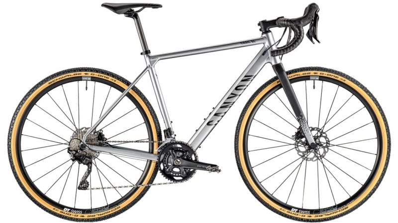 Canyon Grail AL 6.0 - gravel do 7000 zł