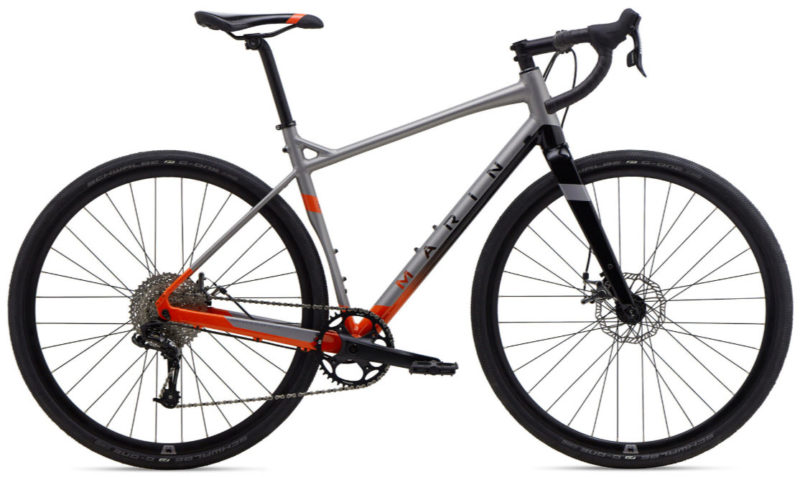 Marin Gestalt X10 - gravel do 5000 zł