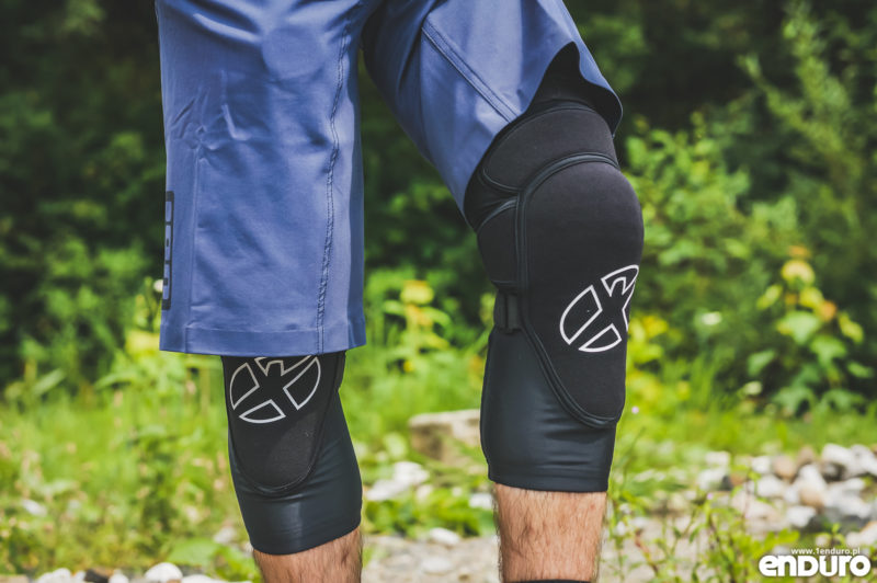 Ochraniacze na kolana X-Factor Flow