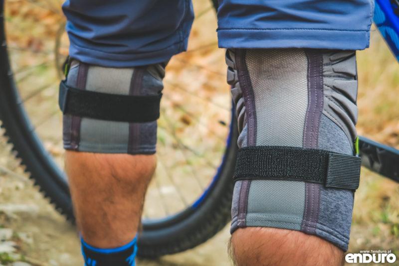 Ochraniacze na kolana iXS Carve Evo+
