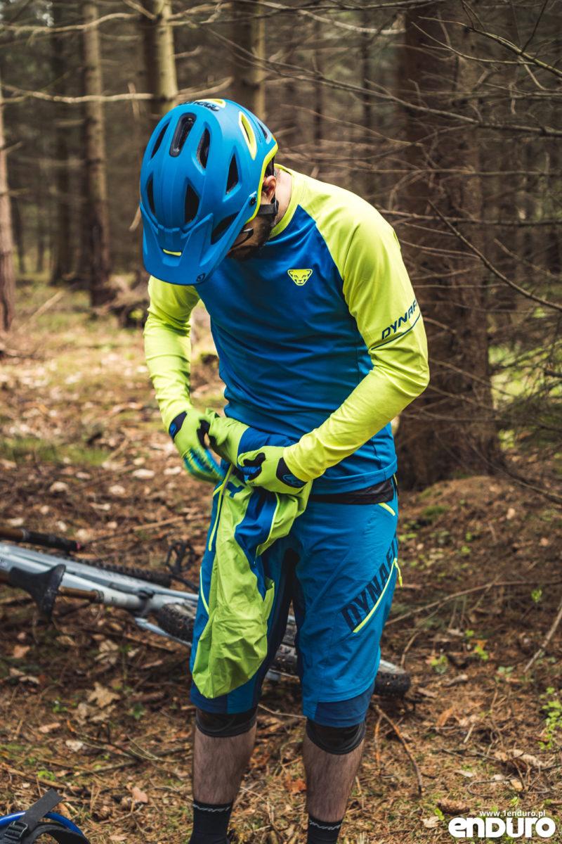 Dynafit kolekcja rowerowa - MTB Enduro