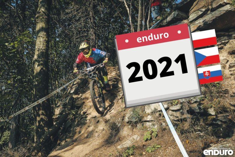 Kalendarz zawodów enduro 2021 - Polska, Słowacja, Czechy