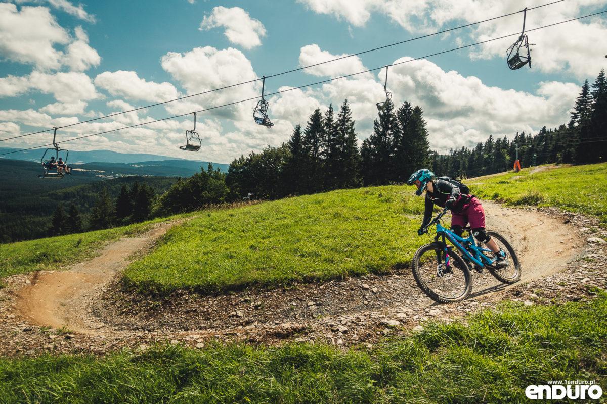 Family Bike Park Zieleniec