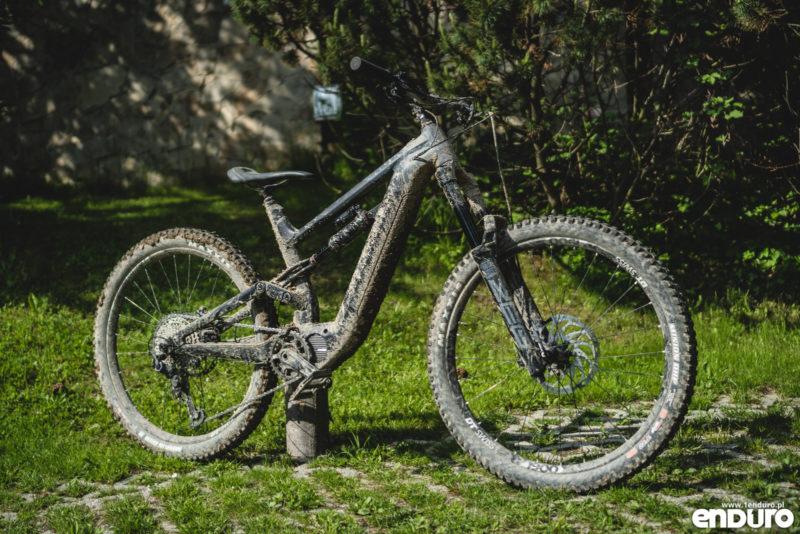 Jak umyć rower enduro MTB?